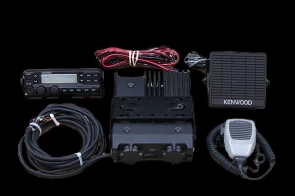 Kenwood TK-890 UHF (450-490MHz) Mobile Radio (Advanced/Remote Mount)