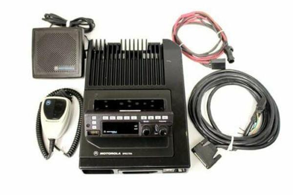 Motorola Astro Spectra (W4) VHF (146-174MHz) Mobile Radio (110W)