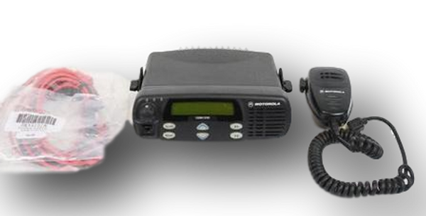 Motorola CDM1250 VHF (136-174MHz) Mobile Radio (25W)