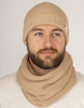 Body4Real Pure Organic Natural Cotton Unisex Winter Knit Hat