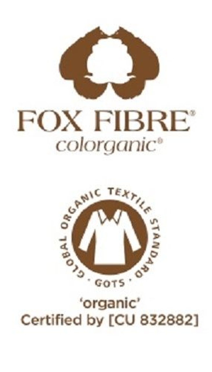 ColorGrown Fox Fibre Cotton