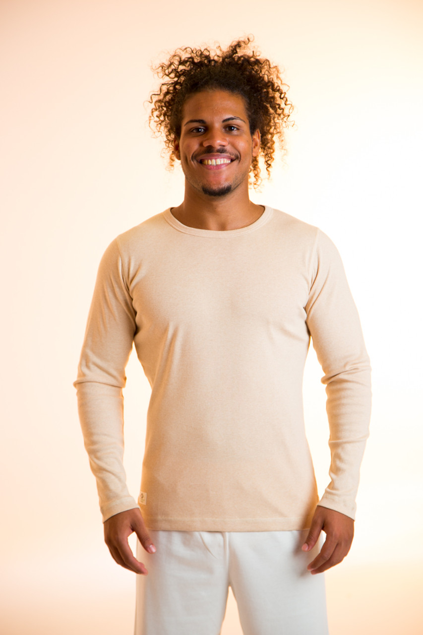 Soft Brown - no dyes, only the Natural color of the cotton