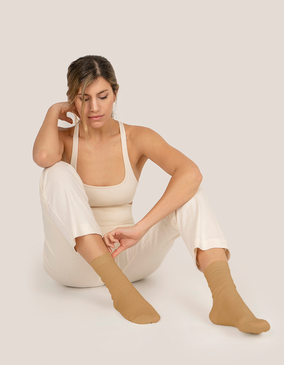 Skin disorders can be caused from contact with fabrics that have been highly processed with toxic substances