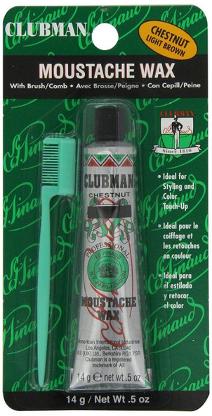 CLUBMAN Mustache Beard Wax