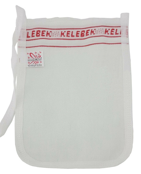 Kelebek Kese Turkish Hammam Bath Glove - Natural Skin Scrub Exfoliator/ Eliminate Cellulite,  Acne