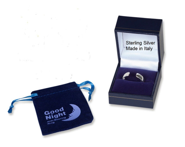 This Ring uses the tried and tested principles of acupressure to assist you stop snoring