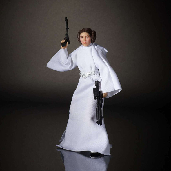 Star Wars A New Hope Black Series Princess Leia Organa 6-inch Action Figure