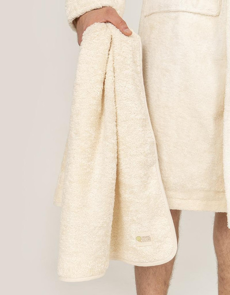 Soft and luxurious  organic natural cotton