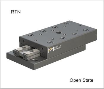 RTN Precision Slide Open State