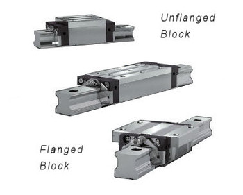 Standard Linear Guide Blocks