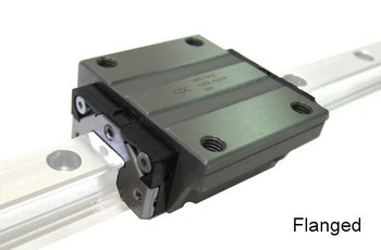 Flanged Linear Guide Block