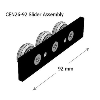 CEN26-92 Slider Assembly use with TEN26 series rail