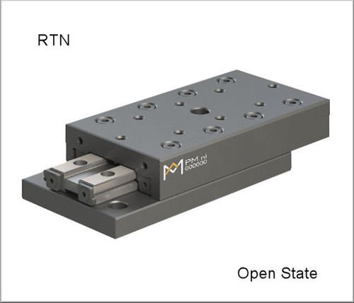 RTN Precision Slide Open State