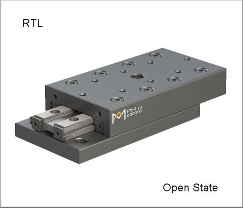RTL Precision Slide Open State
