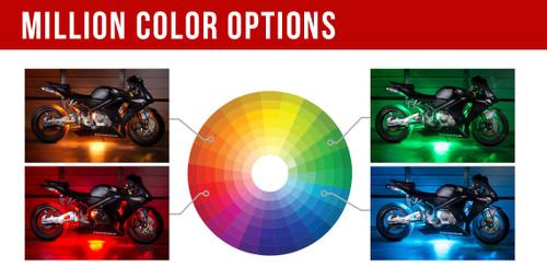 Million Color LED Lighting Strips