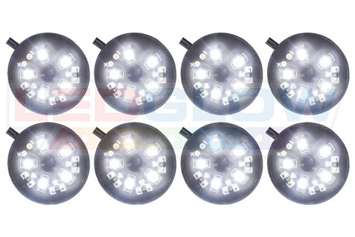 White LED Pod Lighting Kit