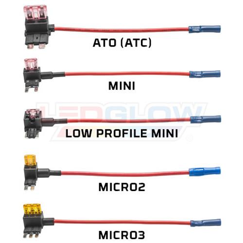 Expandable Circuit & 4 Amp Fuse