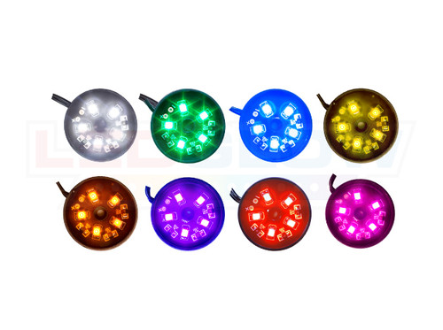 Replacement Single Color LED Pod Light