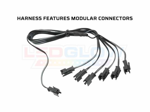 Classic Single Color Wire Harness