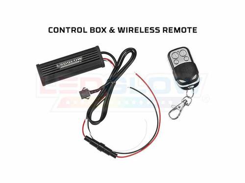Classic Single Color Control Box & Wireless Remote