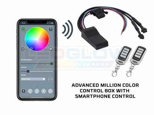 Advanced Million Color Control Box with Smartphone Control Upgrade