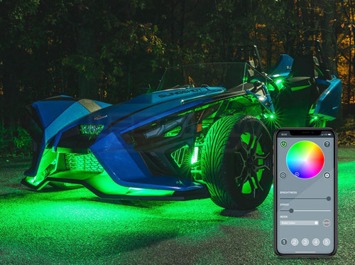 Advanced Million Color Slingshot® Lighting Kit