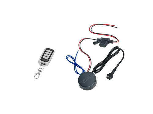 Replacement Control Box with Brake Light Wire & Wireless Remote for Advanced Million Color Motorcycle Kits