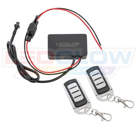 Replacement Advanced Single Color 600 SMD Motorcycle Control Box