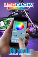 Smartphone Controlled Motorcycle Lighting is Here!