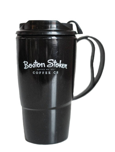Boston Stoker Travel Mug