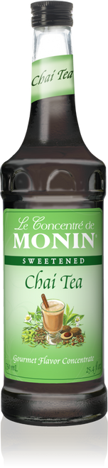 Monin Chai Tea Concentrate 750mL