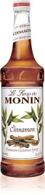 Monin Cinnamon Syrup 750mL
