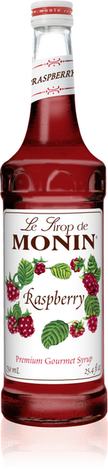 Monin Raspberry Syrup 750mL