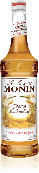 Monin Toasted Marshmallow Syrup 750mL
