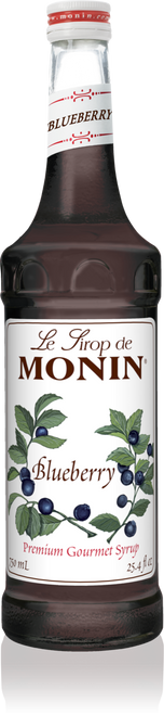 Monin Blueberry Syrup 750mL