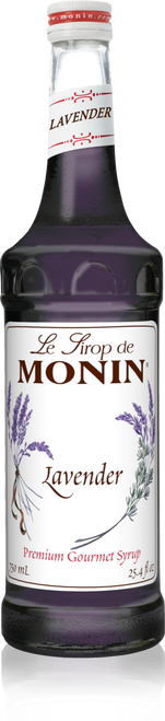 Monin Lavender Syrup 750mL