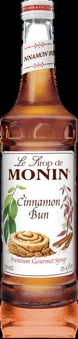 Monin Cinnamon Bun Syrup 750mL