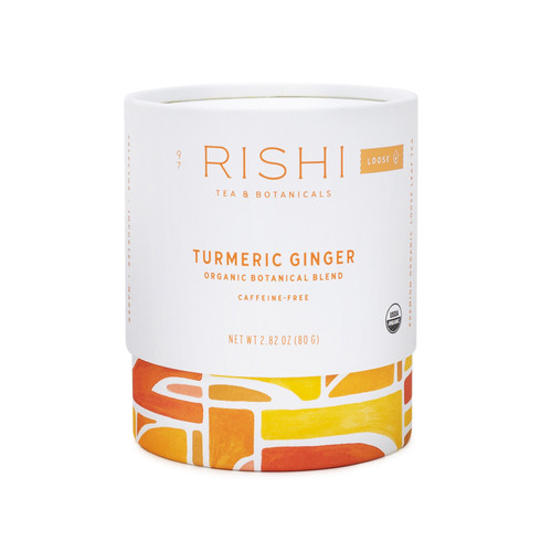 Tumeric Ginger Tea
