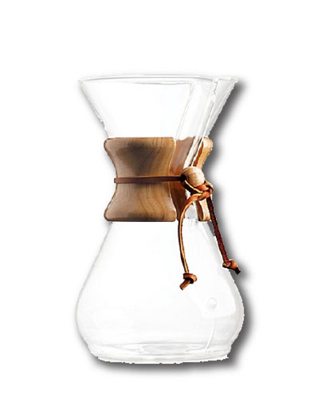 Chemex 10c Pour Over Coffee Maker