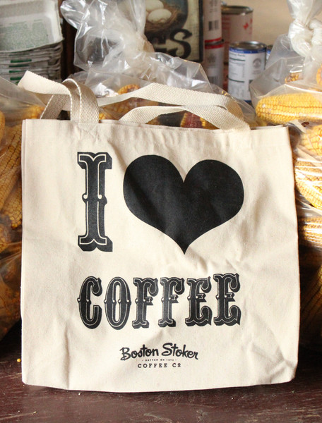 I Love Coffee Tote