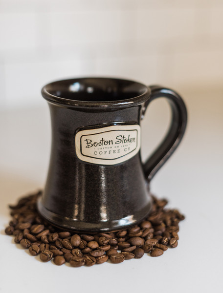 Stoneware Mug - Brown