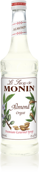 Monin Almond Syrup 750 mL