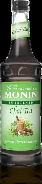 Monin Chai Tea Concentrate 750mL
