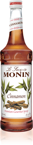 Monin Cinnamon Syrup 750mL