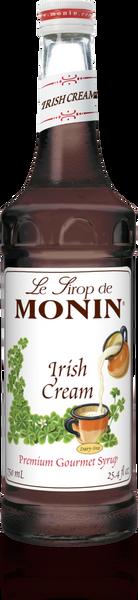 Monin Irish Cream Syrup 750mL