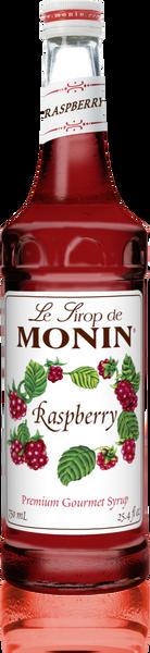 Monin Raspberry Syrup 750mL