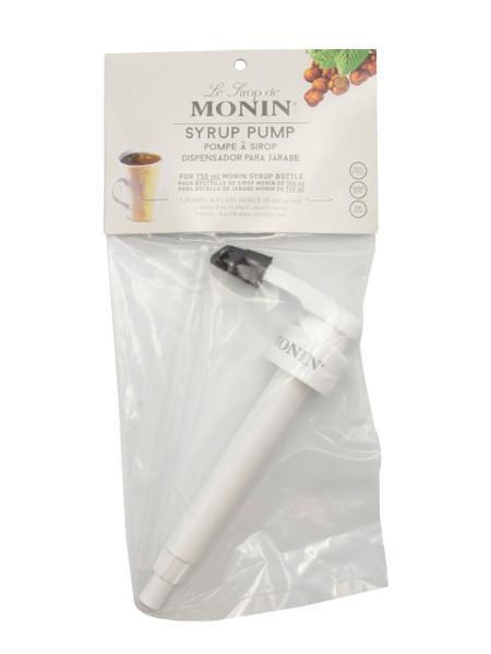 Monin Glass Bottle Syrup Pump