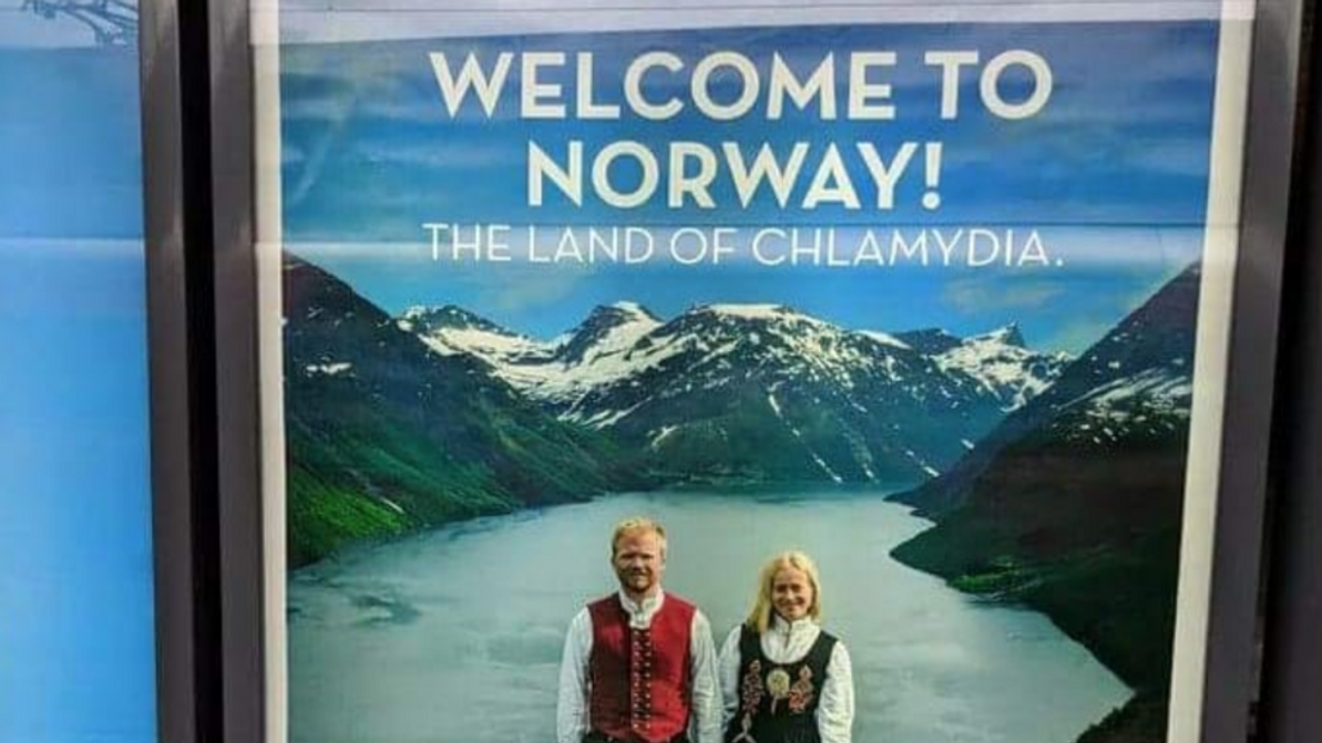 Land of Chlamydia