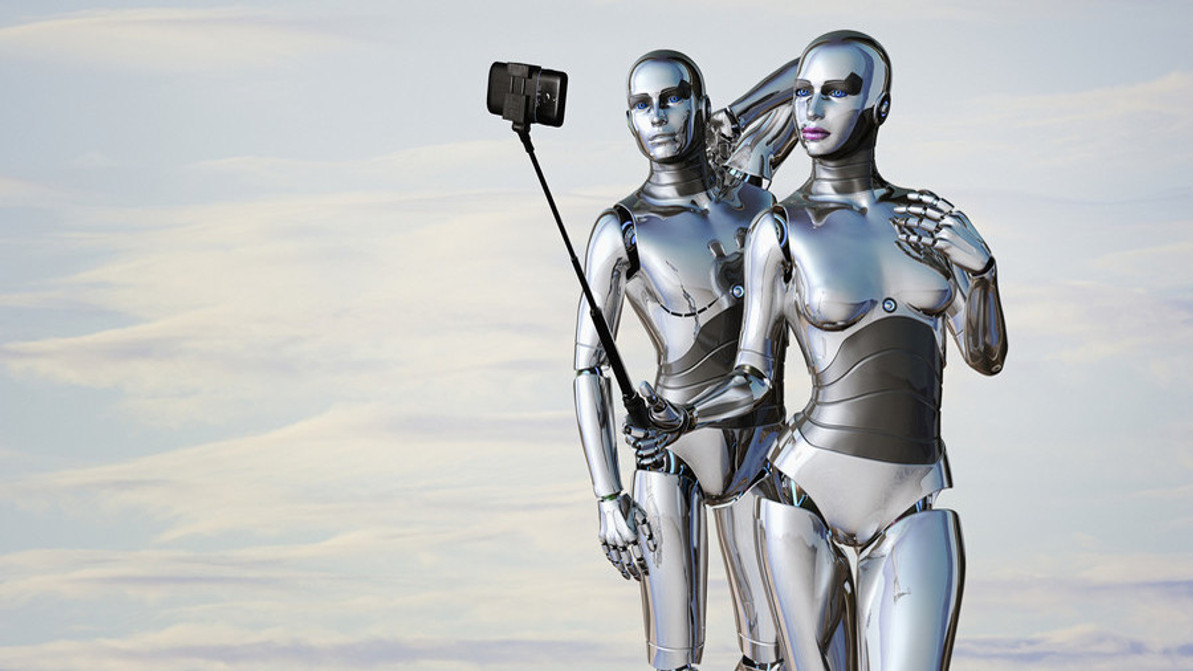 Humans will attend own funerals as robots