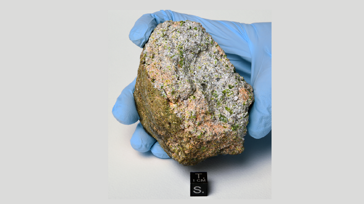 Oldest-ever meteorite found in Africa